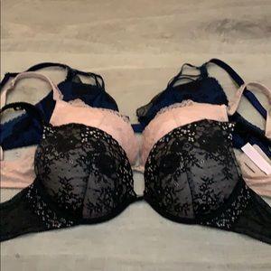 Victorias secret bra bundle